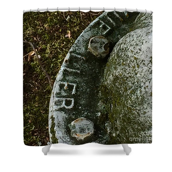 Fire Hydrant #10 Shower Curtain