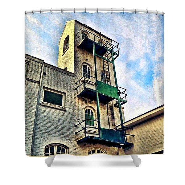 Firm Shower Curtain