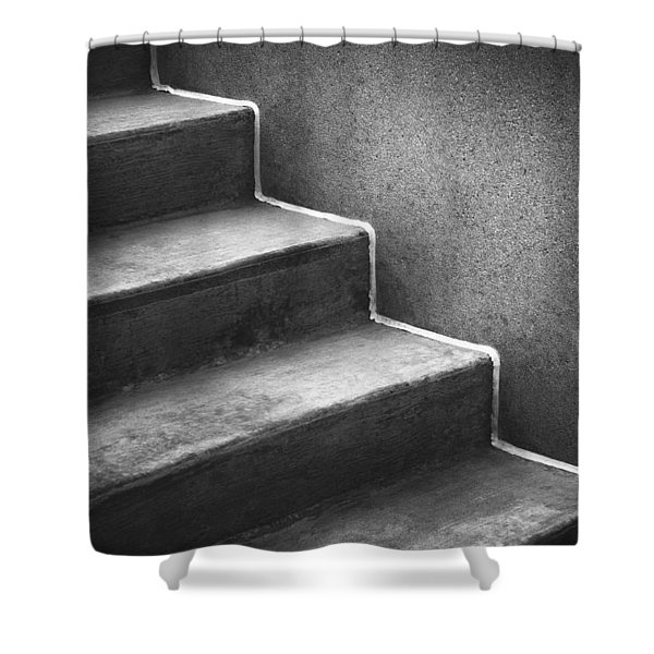 First Steps Toward Shower Curtain