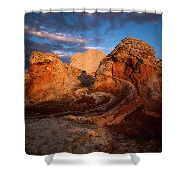 First Touch Shower Curtain