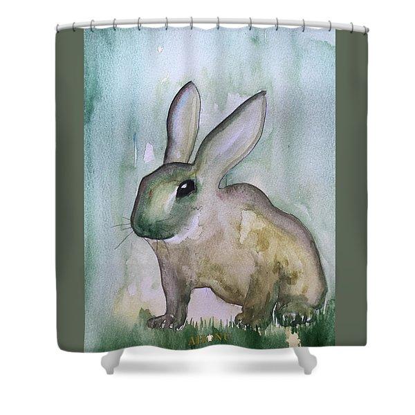 Fiver-rah Shower Curtain