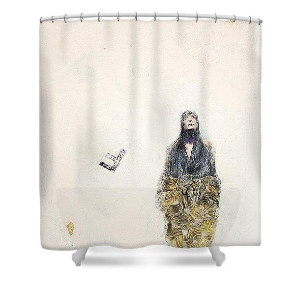Fix Me  Fix You Fix Shower Curtain