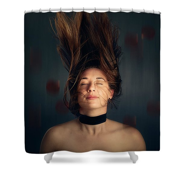 Fleeting Dreams Shower Curtain