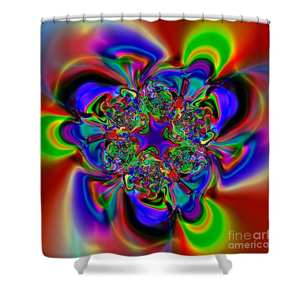Flexibility 49l Shower Curtain