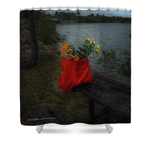 Floral Art 11 Shower Curtain