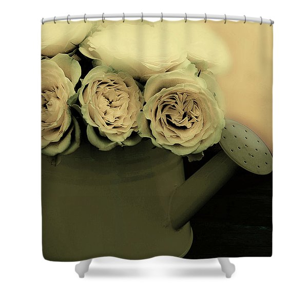 Floral Art 38 Shower Curtain