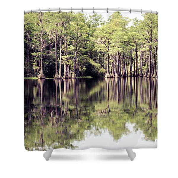 Florida Beauty 10 - Tallahassee Florida Shower Curtain
