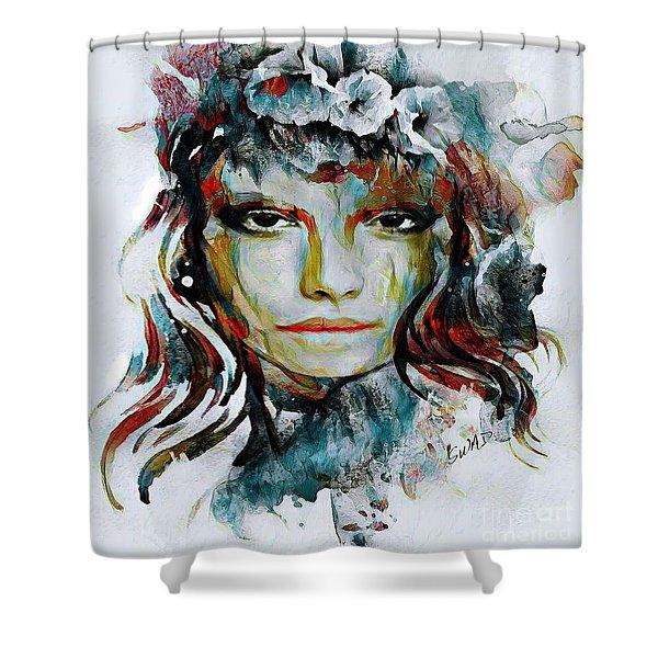 Floshine Shower Curtain