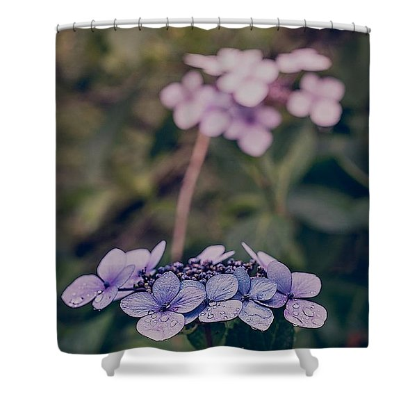 Flower Of The Month Shower Curtain