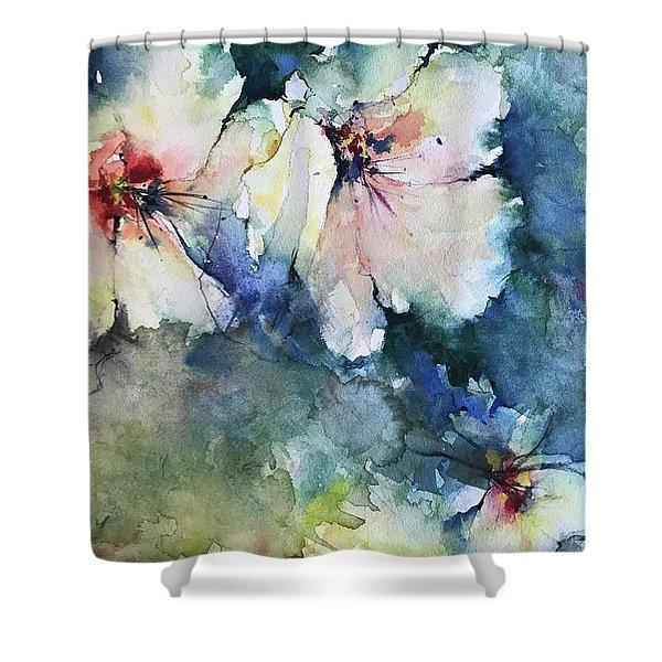 Flower Series   Uploaded For Kaye Shower Curtain