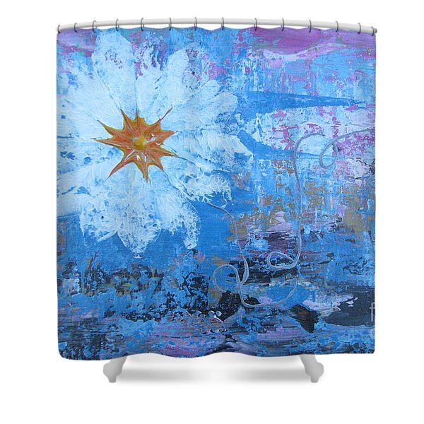 Flowers 19 Shower Curtain