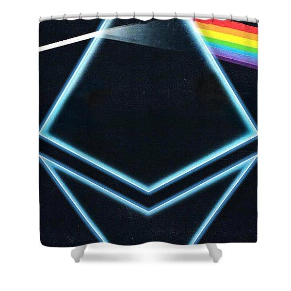 Floyds Ethereum Shower Curtain