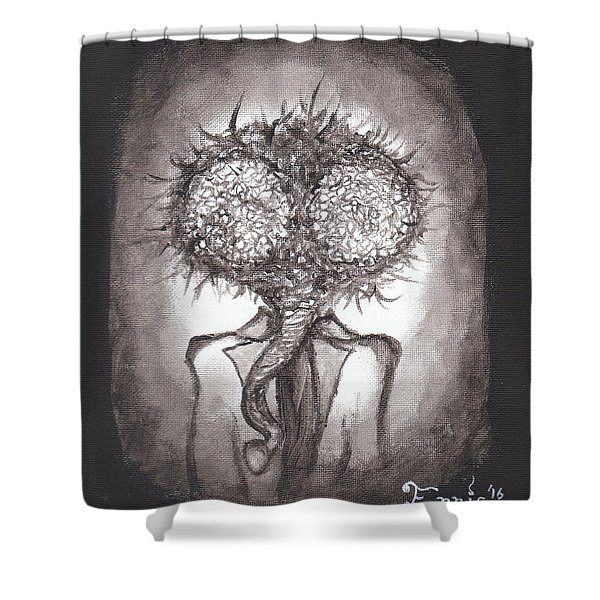 Fly Guy Shower Curtain