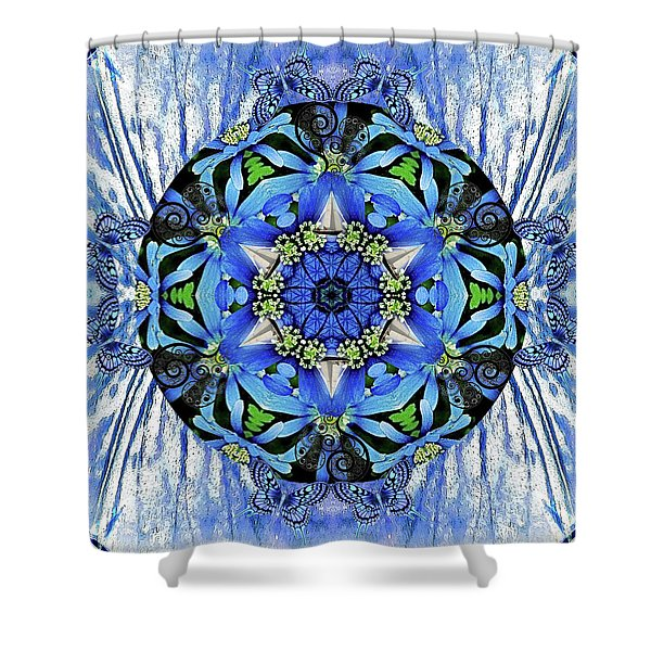 Flying Free Shower Curtain