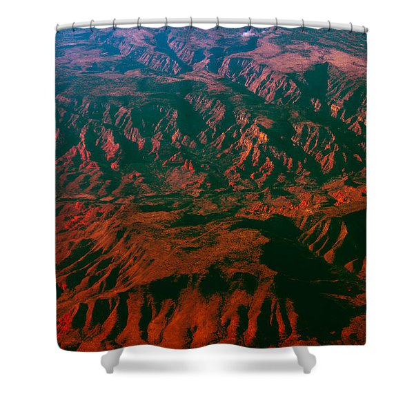 Flying West Shower Curtain