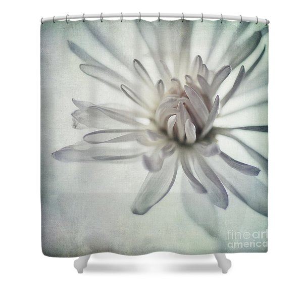 Focus On The Heart Shower Curtain
