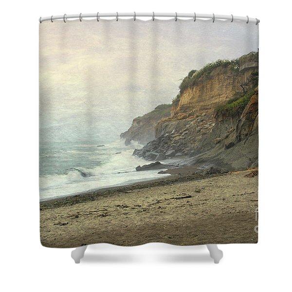 Fogerty Beach Shower Curtain