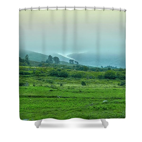 Foggy Day #g0 Shower Curtain
