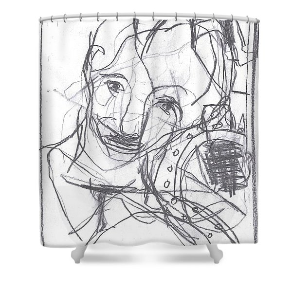 For B Story 4 1 Shower Curtain