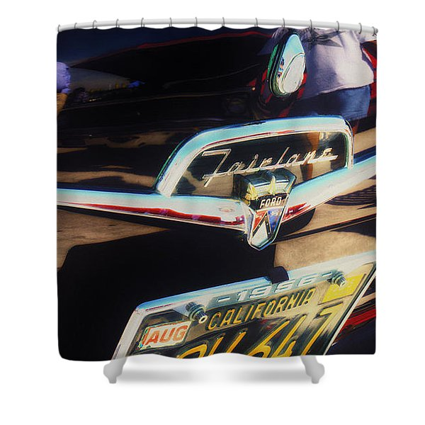 Ford Fairlane Shower Curtain
