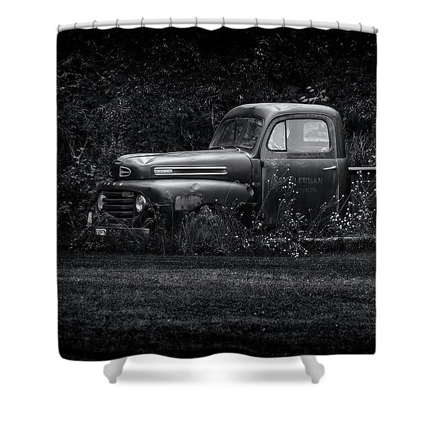 Ford Truck 2017-1 Shower Curtain