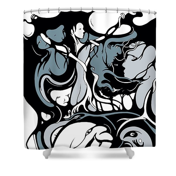 Foresight Shower Curtain