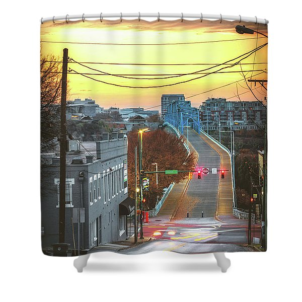Forest And Frazier Shower Curtain