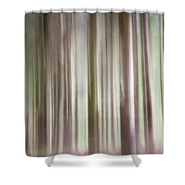 Forest Fantasy 3 Shower Curtain