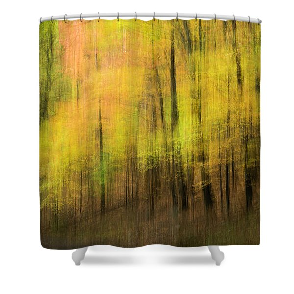 Forest Impressions Shower Curtain