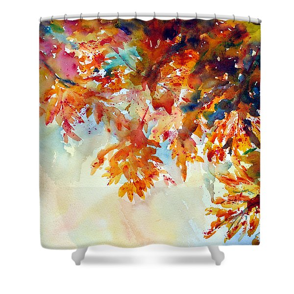 Forever Fall Shower Curtain