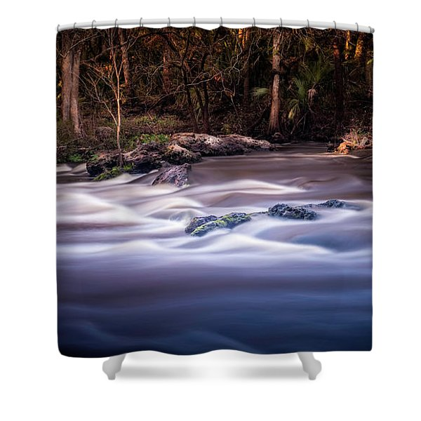Forever Free Shower Curtain