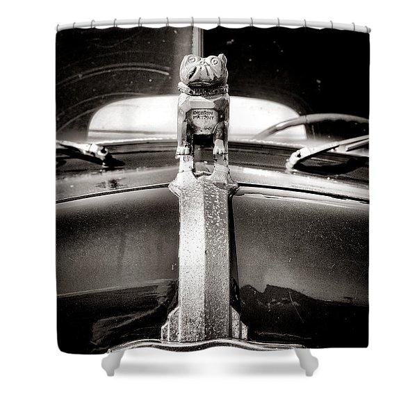Forever Mack Shower Curtain