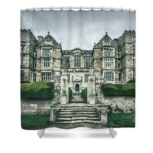 Forever Yesterday Shower Curtain