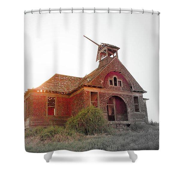 Forgoten Shower Curtain