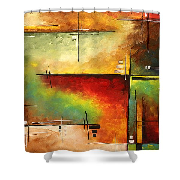 Forgotten Promise By Madart Shower Curtain