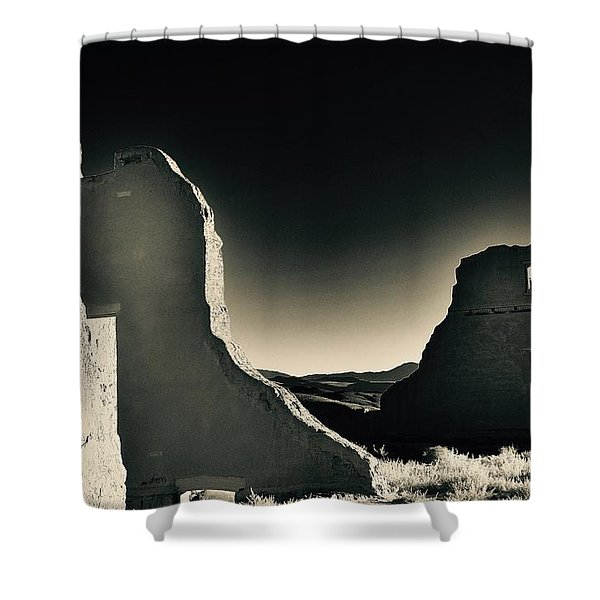 Fort Churchill State Historic Park Shower Curtain