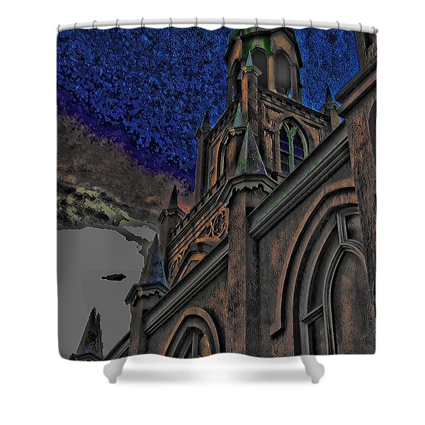 Fortified Shower Curtain