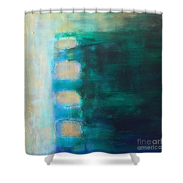 Four Shower Curtain