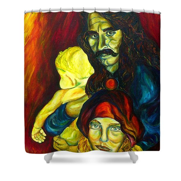 Frank Zappa   Shower Curtain