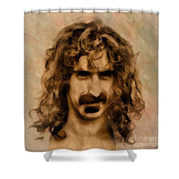 Frank Zappa Collection - 1 Shower Curtain