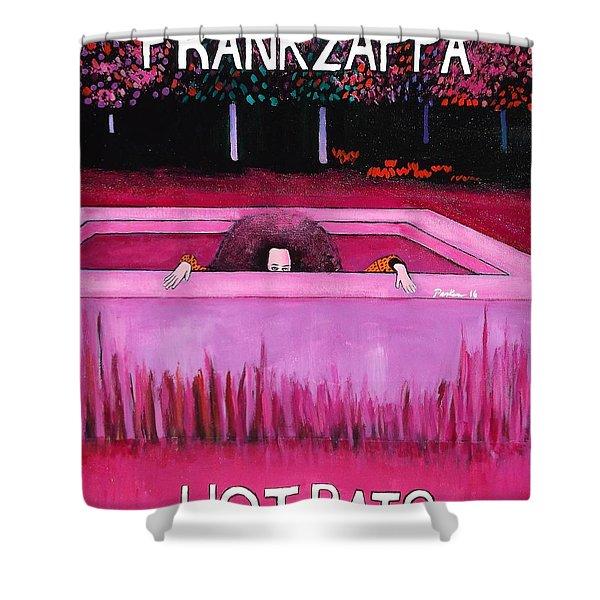 Frank Zappa Hot Rats Shower Curtain