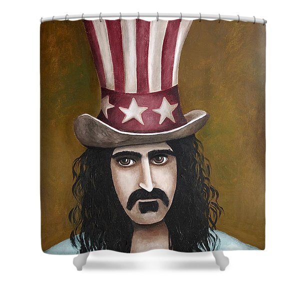 Franks Hat Shower Curtain
