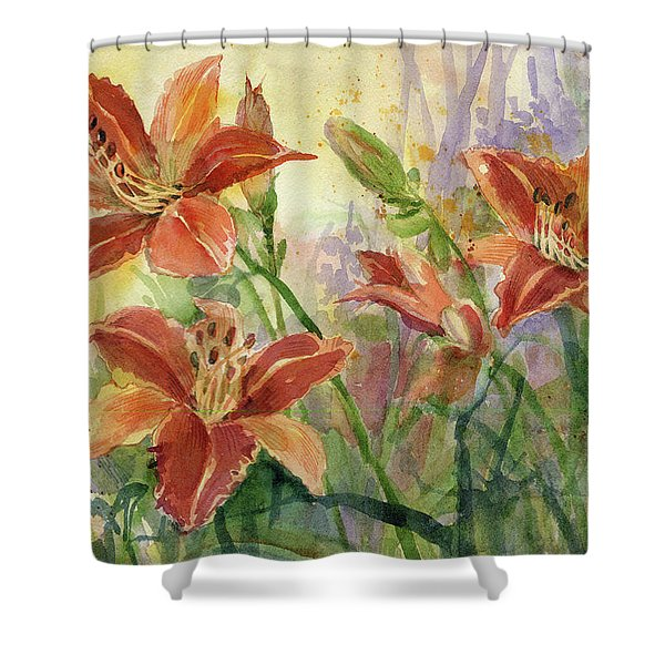 Frans Hals Shower Curtain