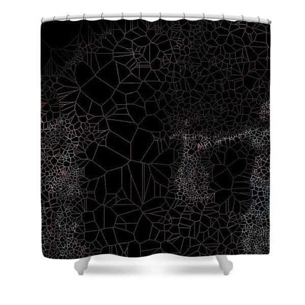 Fraternity Shower Curtain
