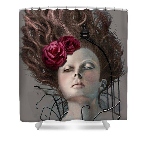 Free II Shower Curtain