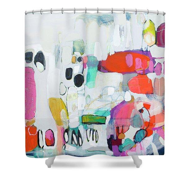 Free Like Me Shower Curtain