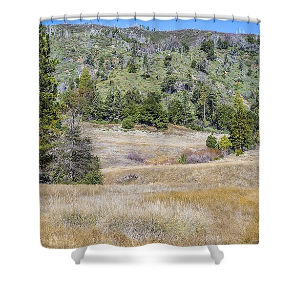 French Valley Shower Curtain