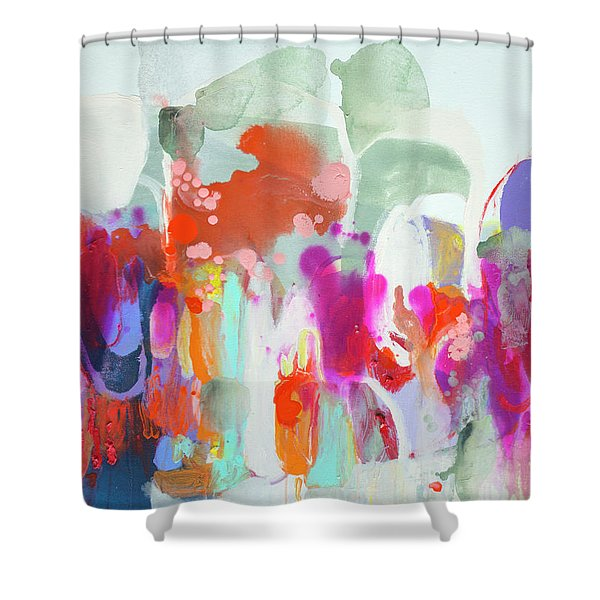 Frenzy Shower Curtain