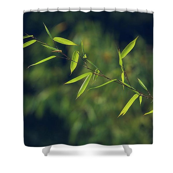 Stem Shower Curtain