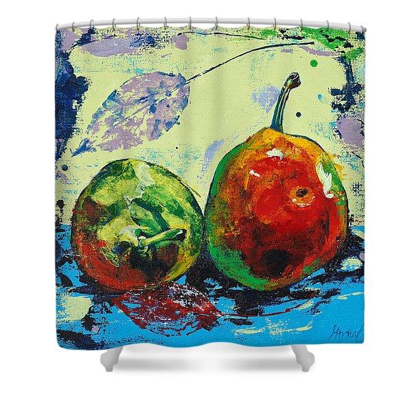 Fresh Love Shower Curtain